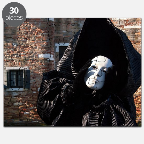 Carnival of Venice: Ghost - tell me everything Puz