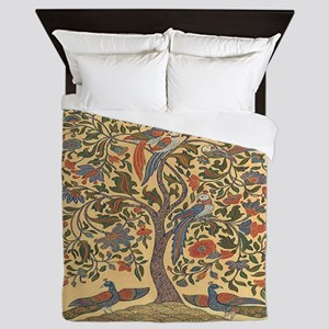 Celtic Tree Of Life Queen Duvet