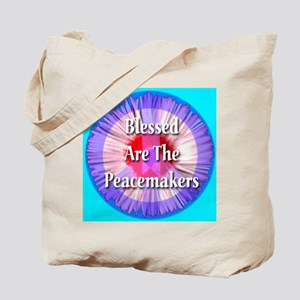 Blessed Are The Peacemakers S Tote Bag