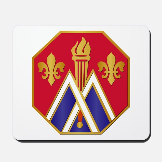 DUI - 89th Infantry Division Mousepad
