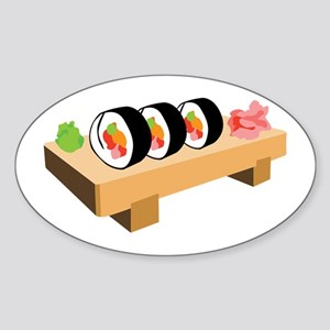 Sushi Japanese Food Sticker
