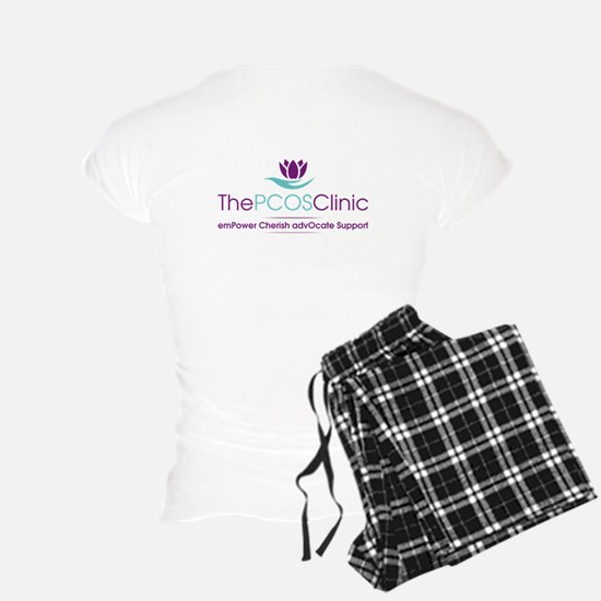 Conquer Your PCOS Naturally - Purple eps pajamas
