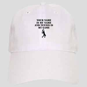 Tennis Is My Game (Custom) Baseball Cap 95dc6e8a890