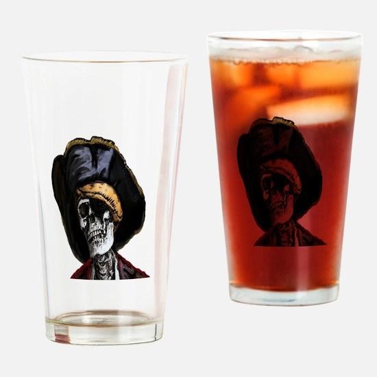 OLD SALT Drinking Glass