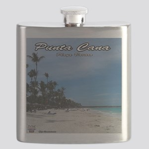 dominican republic Flask
