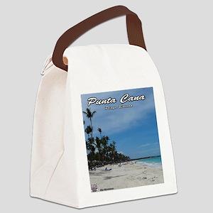 dominican republic Canvas Lunch Bag