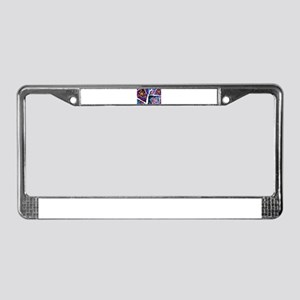 Guardian License Plate Frame
