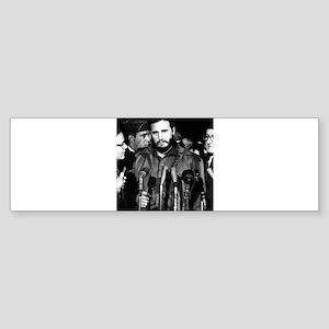 Fidel Castro 1959 Bumper Sticker