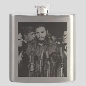 Fidel Castro 1959 Flask
