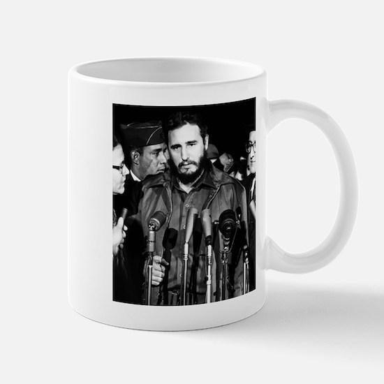 Fidel Castro 1959 Mugs