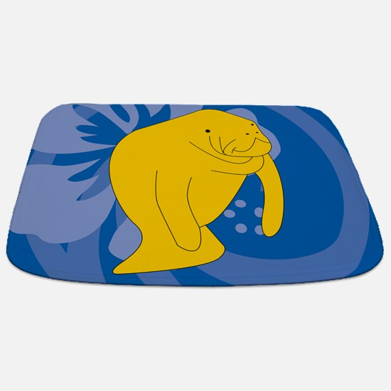 Manatee Bathmat