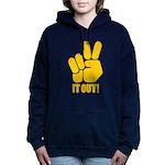 peaceitout10 Hooded Sweatshirt