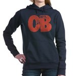 OB Women's Hooded Sweatshirt
