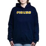 Pigeon Women's Hooded Sweatshirt