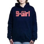 B-Girl10 Hooded Sweatshirt