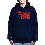 HotintheZipper10 Hooded Sweatshirt