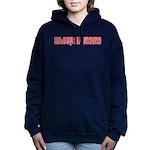 Whoopie Mama Black T-Shirt Hooded Sweatshirt