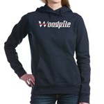 Woodpile10x8 Hooded Sweatshirt