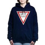 Give Way 10 Hooded Sweatshirt
