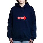 Keep Right 10 Hooded Sweatshirt