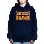 WarningOrange10 Hooded Sweatshirt