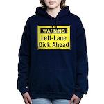 WarningYellow10 Hooded Sweatshirt