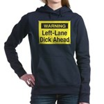WarningYellow10 Hooded Sweatshirt