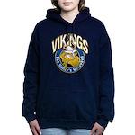 Vikings Logo Hooded Sweatshirt