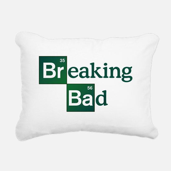 Cool Breaking Rectangular Canvas Pillow