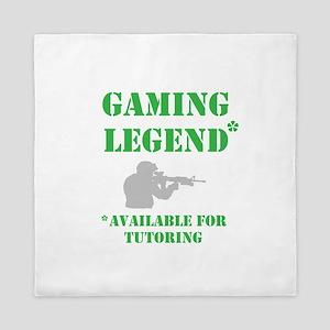 Gaming Legend Queen Duvet