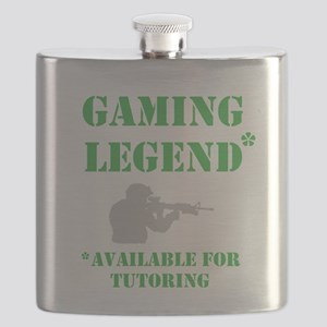 Gaming Legend Flask