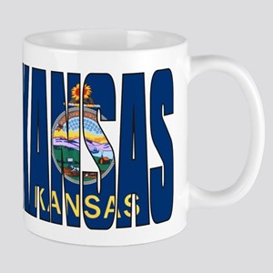 Kansas Flag Mugs