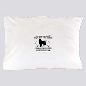 Wirehaired Pointing Griffonmommy designs Pillow Ca