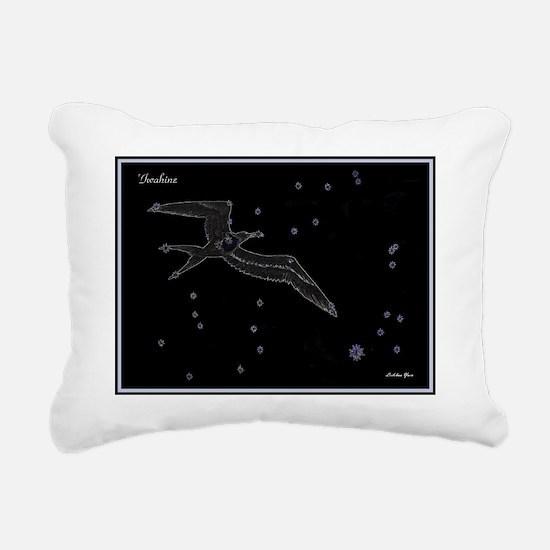 'Iwahine Rectangular Canvas Pillow