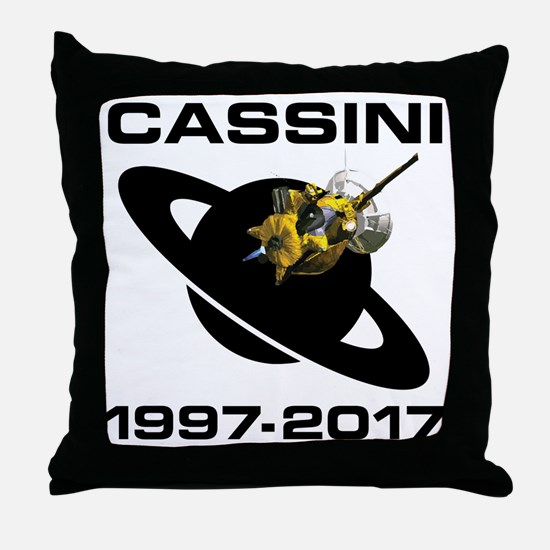 Spacecraft Throw Pillow