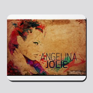 Angelina Artwork Mousepad