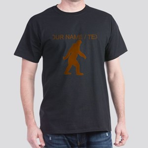 Custom Bigfoot Silhouette T-Shirt
