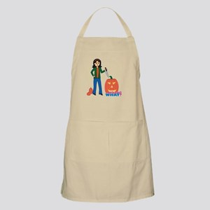 Pumpkin Carver Medium Apron
