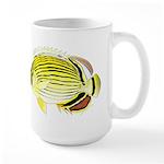 Oval Butterflyfish c Mugs