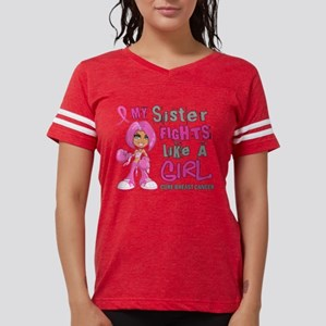 Licensed Fight Like A Girl 42.9 Brea T-Shirt