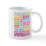 Remember Mugs