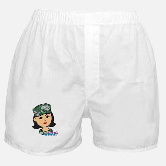 Marine Medium Head Boxer Shorts