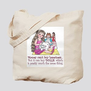 Dolly Dollars Tote Bag