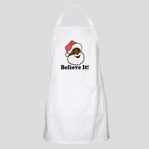 Believe It Apron