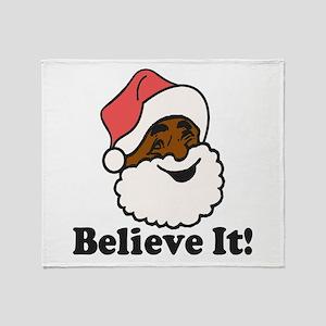 Believe It Throw Blanket