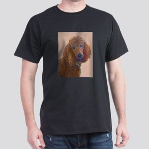 RED POODLE LOVE T-Shirt