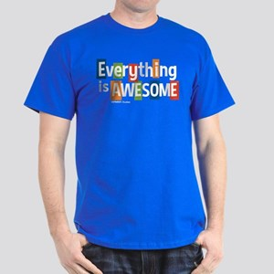 Everything is Awesome - Blocks T-Shirt