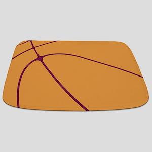 Basketball Orange Bathmat