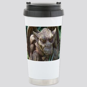 Photo of Gargoyle Statu Stainless Steel Travel Mug