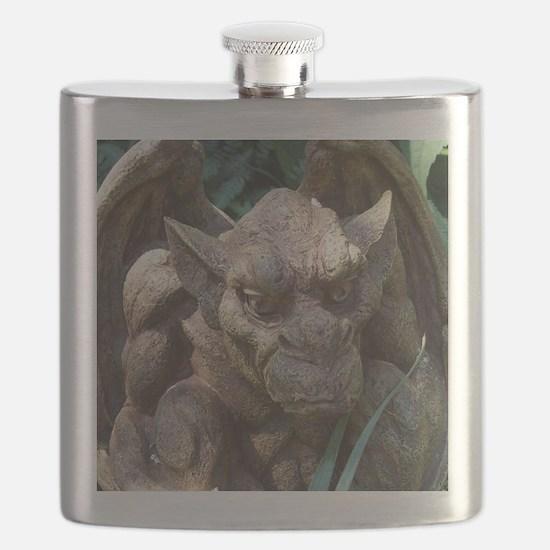 Photo of Gargoyle Statue Flask